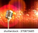old fashioned retro big... | Shutterstock .eps vector #370873685