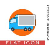 truck sign icon | Shutterstock .eps vector #370882115