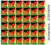 vector abstract geometric... | Shutterstock .eps vector #370918049