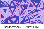 abstract geometric pattern... | Shutterstock .eps vector #370941461