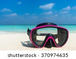 Colorful Snorkel Mask By The...