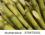 Stalks Of Sugarcane Prepared...