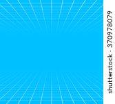 fading and vanishing grid  mesh ... | Shutterstock .eps vector #370978079
