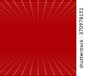 fading and vanishing grid  mesh ... | Shutterstock .eps vector #370978151