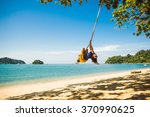 photo of the concept  enjoyment ... | Shutterstock . vector #370990625
