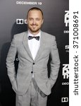 "Small photo of Aaron Paul at the Los Angeles Premiere of ""Zero Dark Thirty"" held at the Dolby Theatre in Los Angeles, California, United States on December 10, 2012."