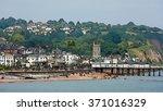 Teignmouth Devon England Uk...