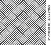 seamless black and white... | Shutterstock .eps vector #371139809