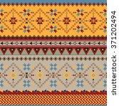 vector geometric background ... | Shutterstock .eps vector #371202494