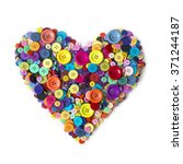 Heart From Colorful Heart...