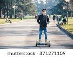 bologna  italy    january 31 ...   Shutterstock . vector #371271109