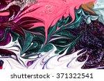 texture of nail polish.... | Shutterstock . vector #371322541