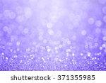 Abstract Pastel Purple Glitter...