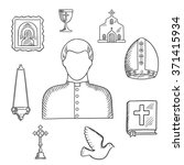 Priest Profession With Sketches ...