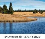 Dead Pond  Ore Mountains  Czec...