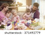 Handmade Easter Eggs Painted B...