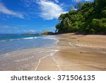 the pristine beauty of cano... | Shutterstock . vector #371506135
