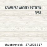 seamless pattern wood texture ... | Shutterstock .eps vector #371538817