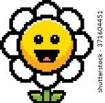an illustration of a flower... | Shutterstock .eps vector #371604451