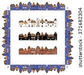 framing houses | Shutterstock .eps vector #371682304