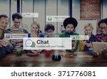 Chat Online Communication...