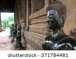 Buddhas In Haw Pha Kaeo ...