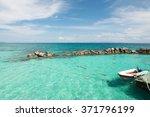 koh maiton  clean tropical... | Shutterstock . vector #371796199