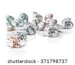 diamond jewel  high resolution... | Shutterstock . vector #371798737