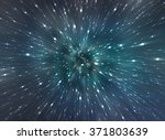 abstract blue background.... | Shutterstock . vector #371803639