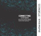 network technology... | Shutterstock .eps vector #371836111