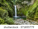 Majestic Hidden Waterfall In...