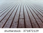 small particles of frost on... | Shutterstock . vector #371872129