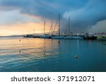 storm is coming | Shutterstock . vector #371912071