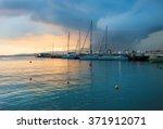 storm is coming | Shutterstock . vector #371912071