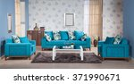 sofa set | Shutterstock . vector #371990671