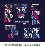 vector illustration of a... | Shutterstock .eps vector #371995381