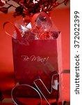 valentine gift | Shutterstock . vector #372022399