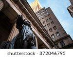 new york city   november 15.... | Shutterstock . vector #372046795