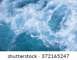 sea blue fresh ocean water   Shutterstock . vector #372165247