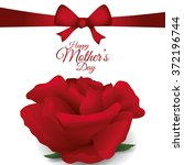 mothers day vector | Shutterstock .eps vector #372196744