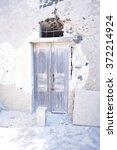 an old building  door | Shutterstock . vector #372214924