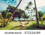 On A Hammock In The Tropics ....