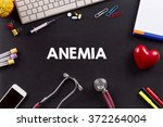 Small photo of Health Concept: ANEMIA