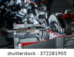 transmission in the vehicle | Shutterstock . vector #372281905