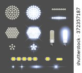 Led Lamps With Lights Effects