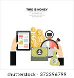 vector illustration. flat e... | Shutterstock .eps vector #372396799