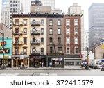 new york  usa   jul 8  2010 ... | Shutterstock . vector #372415579