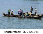 kollam  india  jan 30 ... | Shutterstock . vector #372428341