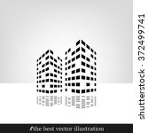 building two | Shutterstock .eps vector #372499741