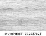 Abstract Square Grey Brick Wal...